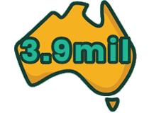 3.9 mil