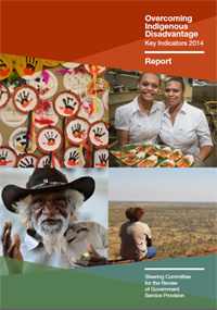 Overcoming Indigenous Disadvantage cover