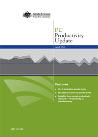 PC Productivity Update cover